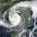 Tropical Storm Isaac Moving by Stocktrek Images