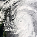 Typhoon Man-yi by Nasa