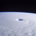 Typhoon Nabi by Stocktrek Images