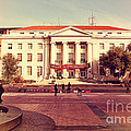 Uc Berkeley . Sproul Hall . Sproul Plaza . Occupy Uc Berkeley . 7d9994 by Wingsdomain Art and Photography