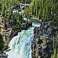 Upper Falls by Jon Berghoff