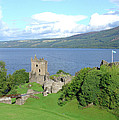Urquhart Castle by Charles and Melisa Morrison