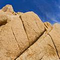 Usa, California, Joshua Tree National Park, Rock Formations by Tetra Images