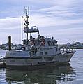 Uscg 47' Lifeboat - 1 by Tim Mulina