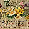 Valentines Day Card, 1910 by Granger
