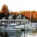 Vancouver Rowing Club by Will Borden