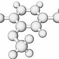 Vanillin Molecule by Laguna Design