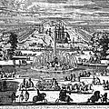Versailles: Gardens, 1685 by Granger