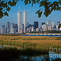 View From Liberty State Park by Mark Gilman