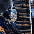 Vintage Car Grill by Phyllis Denton
