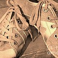 Vintage Sneakers by Sophie Vigneault