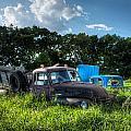 Vintage Truck by Matt Dobson