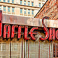Waffle Shop by Christopher Holmes