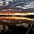 Wakamaw Valley Sunrise by Mark Duffy