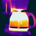 Warming Coffee Machine by Ted Kinsman