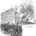 Washington Burning, 1814 by Granger