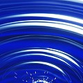 Water Drop Impact, High-speed Photograph by Crown Copyrighthealth & Safety Laboratory