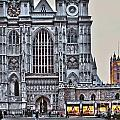 Westminster Abbey And  Victoria Tower by Jack Schultz