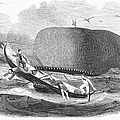 Whaling, 1850 by Granger