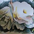 White Flowers by Rita Fetisov