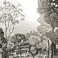 White Sulphur Springs by Granger