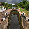 Wide Water Lock by Chris Day