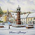 Winter In Twyn Square by Andrew Read