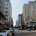 Wisconsin Ave 1 by Anita Burgermeister