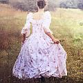 Woman In A Meadow by Joana Kruse