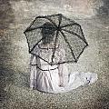 Woman On Street by Joana Kruse