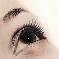 Woman's Eye by Cristina Pedrazzini
