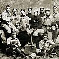 Yale Baseball Team, 1901 by Granger