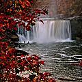 Cumberland Falls Ky by Anne Kitzman