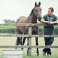 Horseman by Charlie Moss