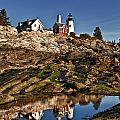 Pemaquid Point Lighthouse by John Greim