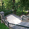 100 Steps At The Wissahickon by Bill Cannon