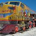 100 Years Of Union Pacific Railroading by Tim Mulina