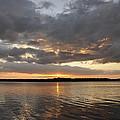 10000 Islands Sunset by Rich Bodane