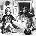 Andrew Johnson (1808-1875) by Granger
