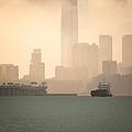 Hong Kong Harbour View by Kam Chuen Dung