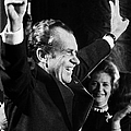 Richard Nixon (1913-1994) by Granger