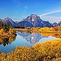 Grand Teton National Park by Mark Smith