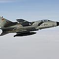 A Luftwaffe Tornado Ids Over Northern by Gert Kromhout