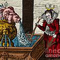 Alchemy Illustration by Science Source