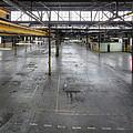 An Empty Industrial Building In Los by Dan Kaufman