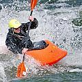Kayak by Elijah Weber