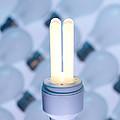 Energy-saving Light Bulb by Tek Image