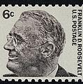 Franklin Delano Roosevelt by Granger
