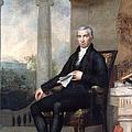 James Monroe (1758-1831) by Granger