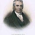John Marshall (1755-1835) by Granger
